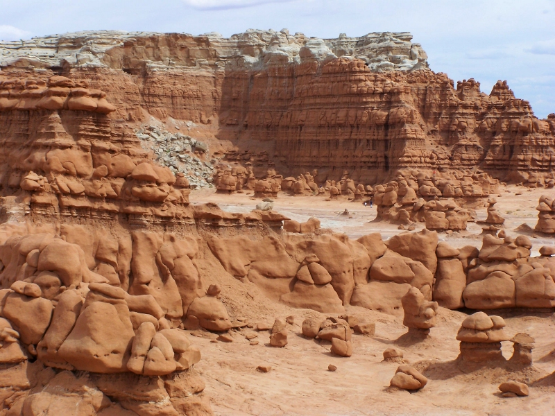 Source: Wikipedia - Goblin Valley